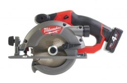 MILWAUKEE PILARKA TARCZOWA 12V 140mm 2 x 4,0Ah LI-ION FUEL M12CCS44-402C